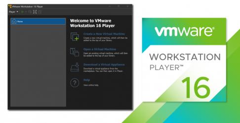 下载VMware Workstation 16 专业版