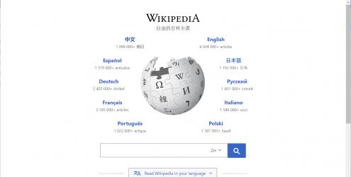 WikipediA 维基百科