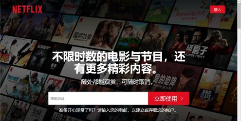Netflix 网飞原创节目