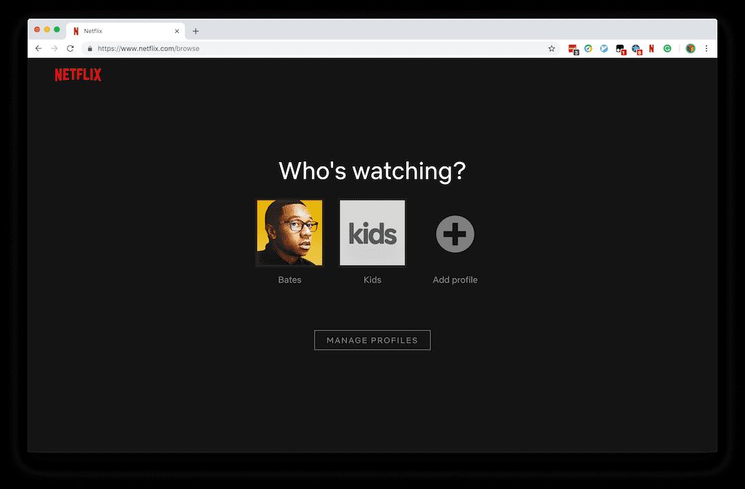 土耳其注册Netflix流程