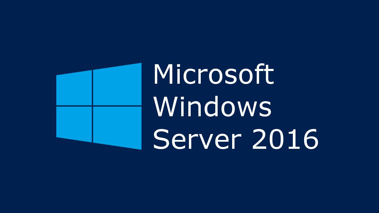 Windows Server 2016 Datacenter KEY 数据中心版激活